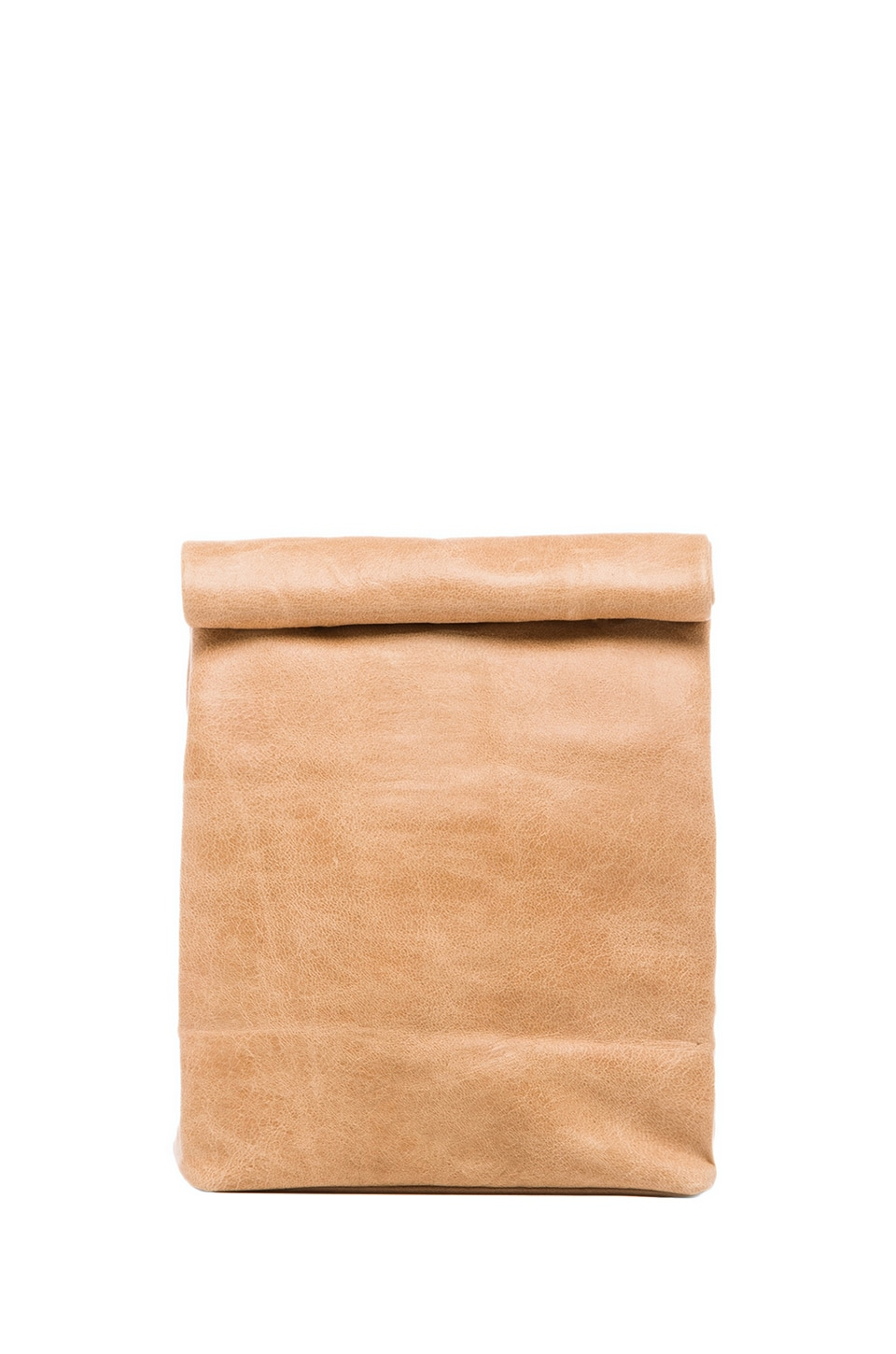 Stampd Small Bodega Bag in Tan
