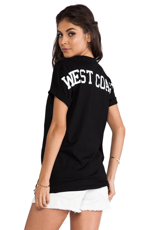 Stampd West Coast Tee in Black
