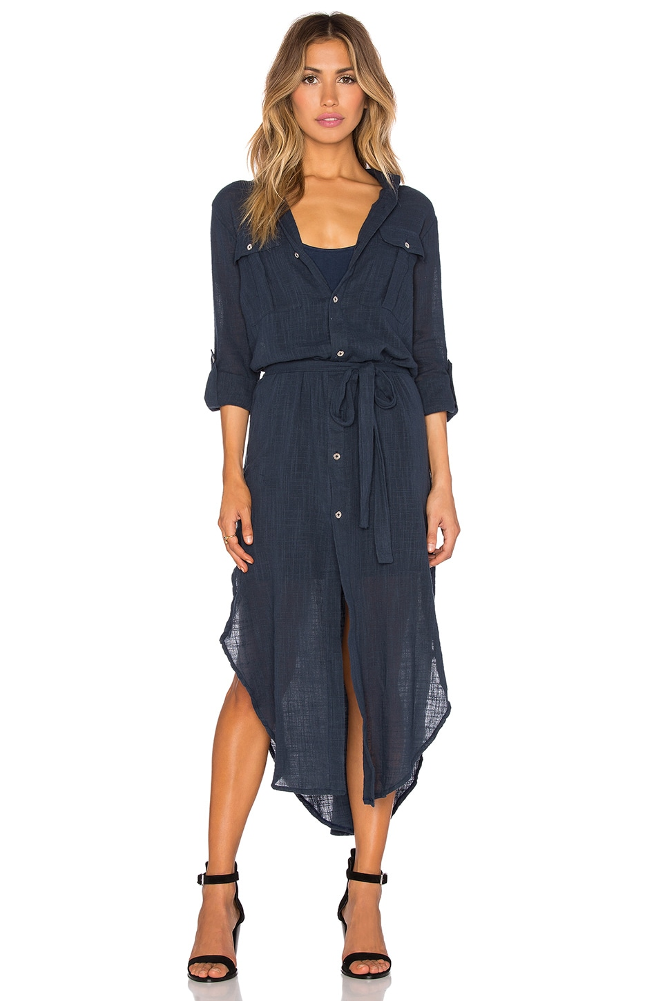 Zare Shirt Dress by Steele