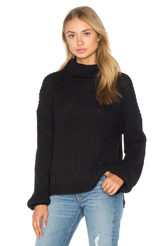 Zacharay Roll Neck Knit Sweater by Steele