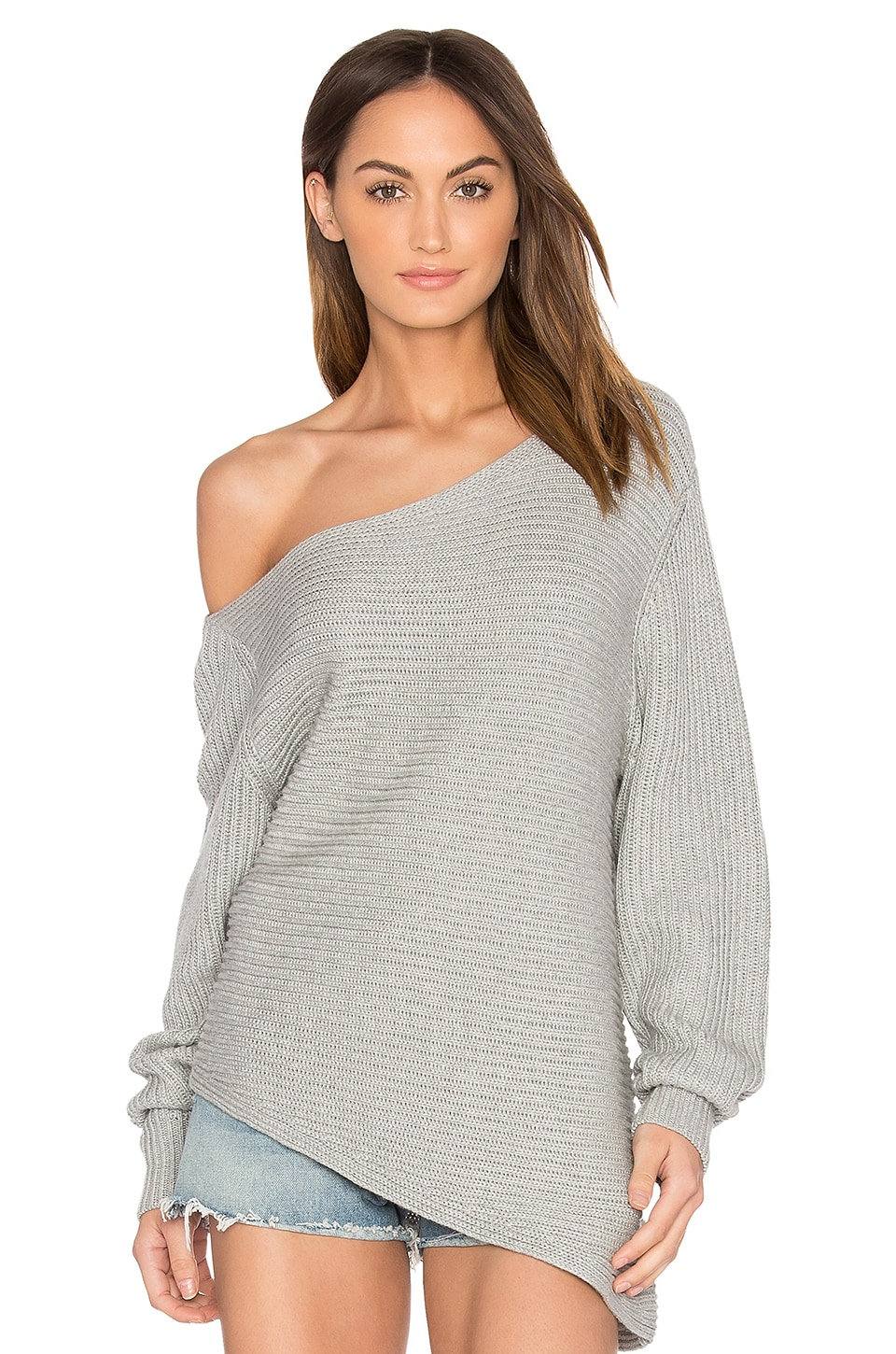 Steele Karla Knit in Soft Gray