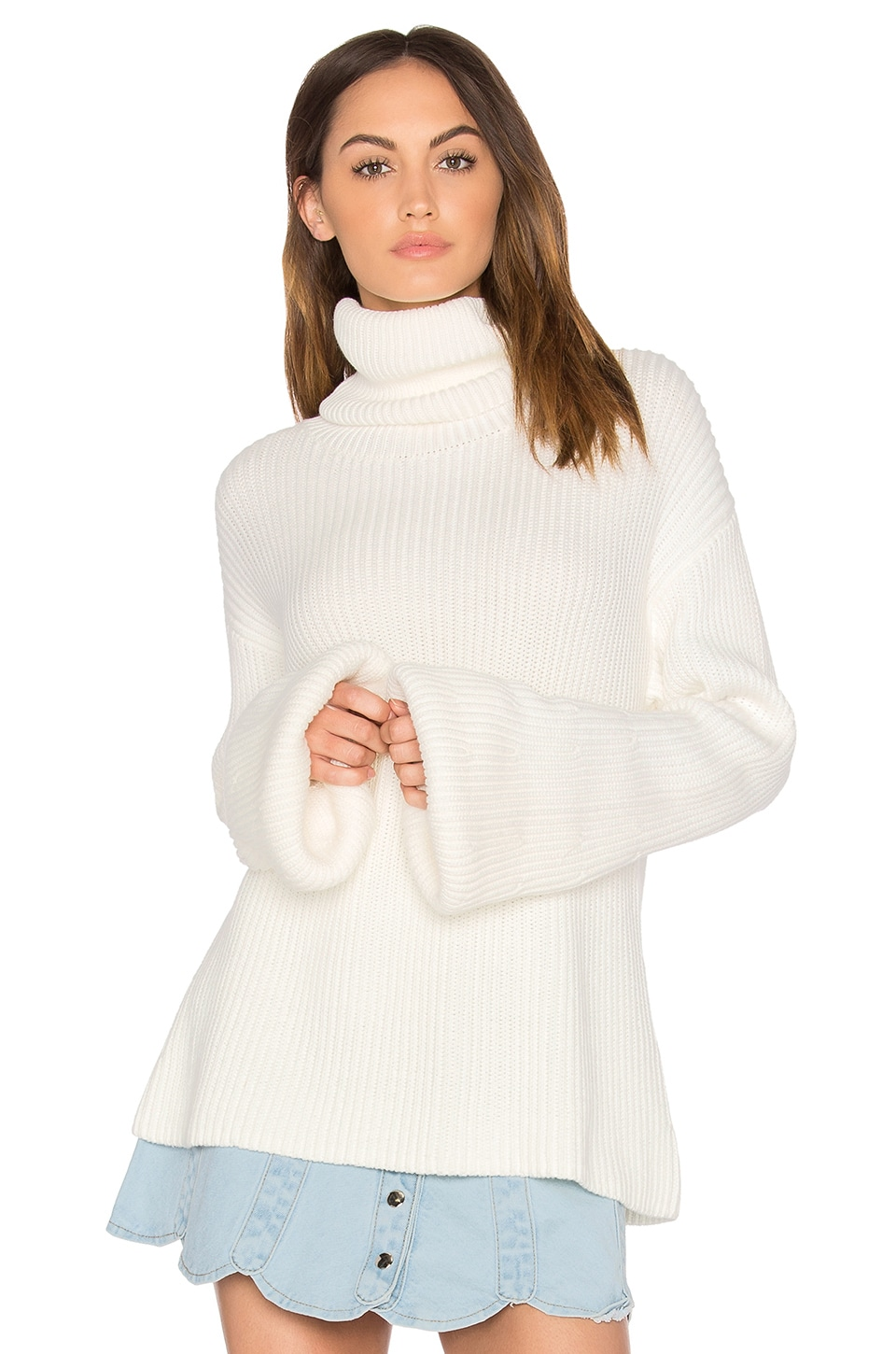 Steele Victoire Knit in Ivory