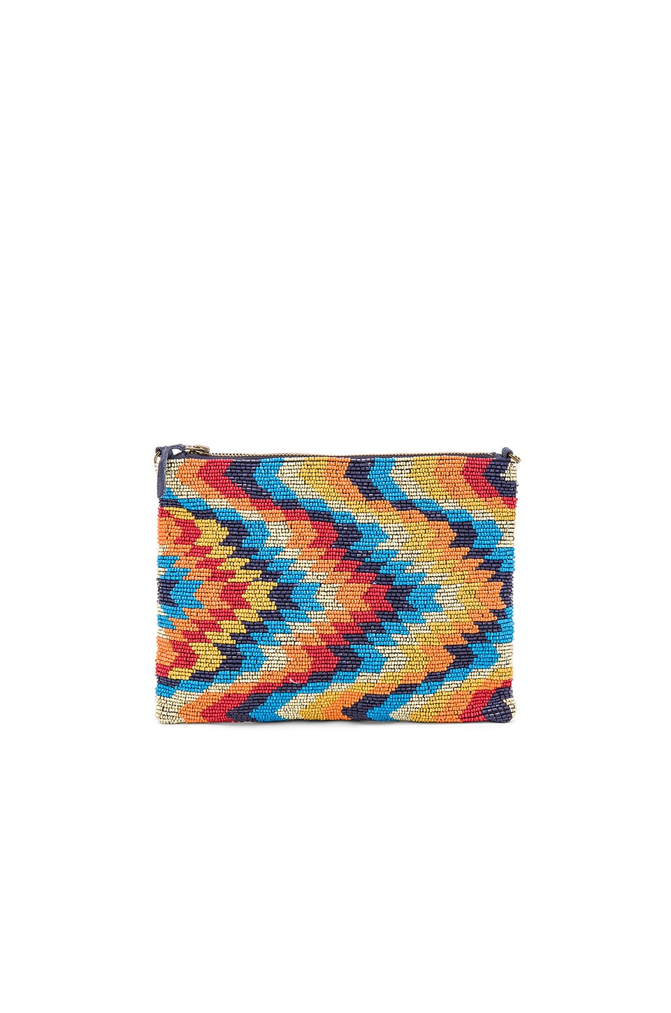 Yoki Beaded Clutch by Star Mela