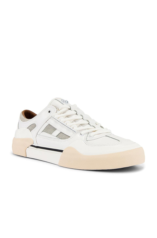 Stratica International Monaco Court Shoe in White