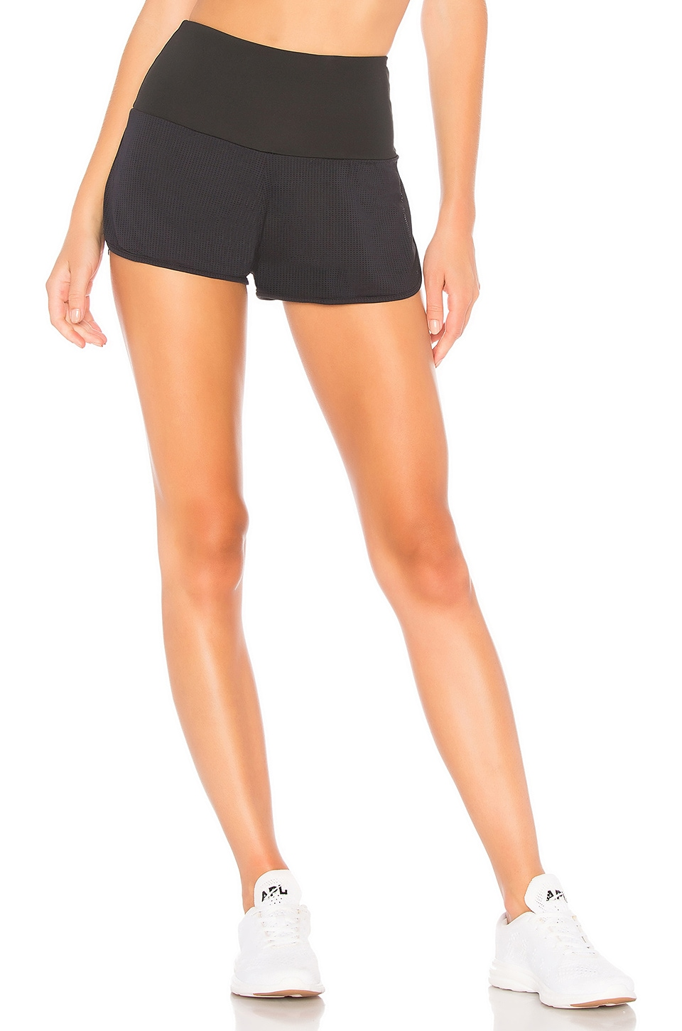STRUT THIS Cici Short in Black