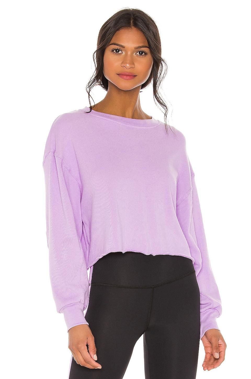 STRUT-THIS X REVOLVE Sonoma Sweatshirt in Lilac