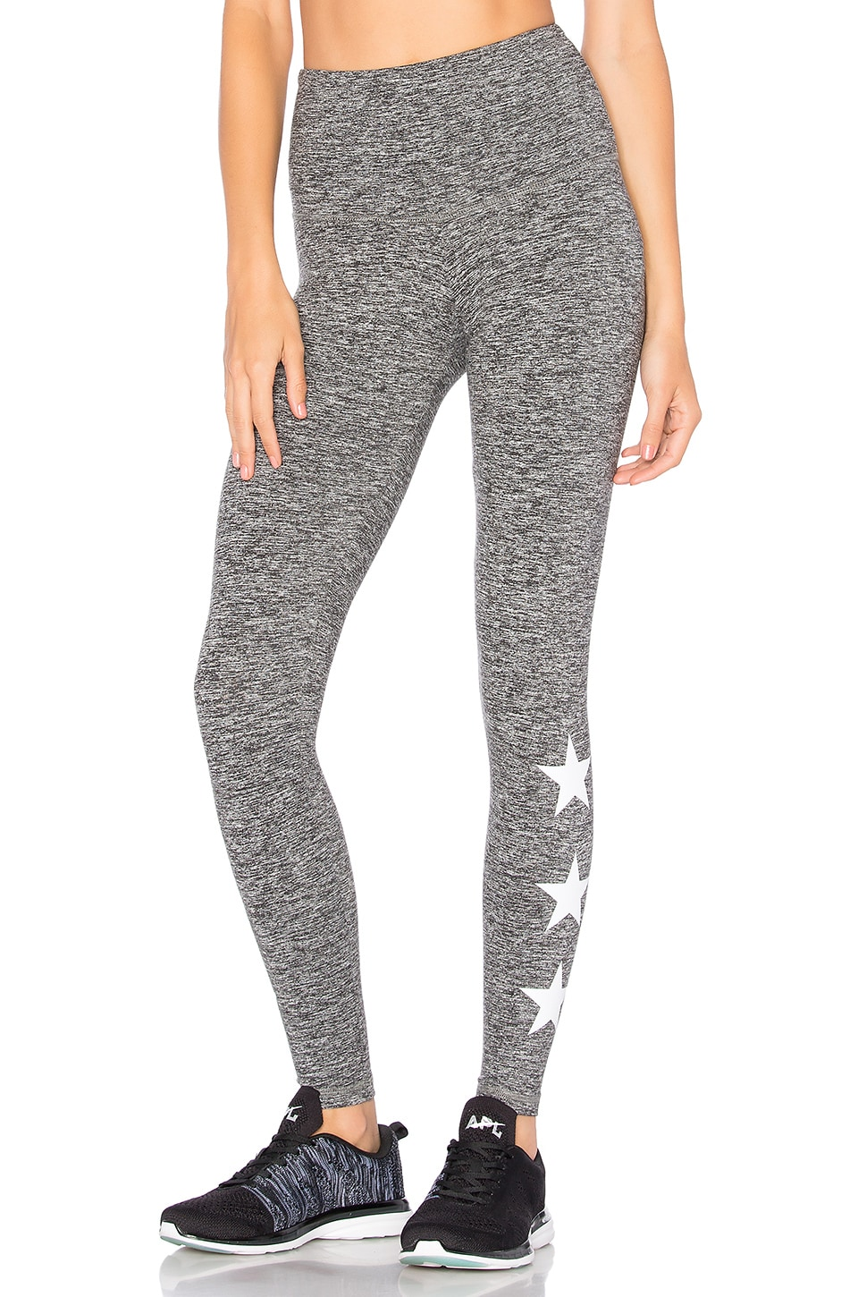 STRUT-THIS Star Legging in Grey