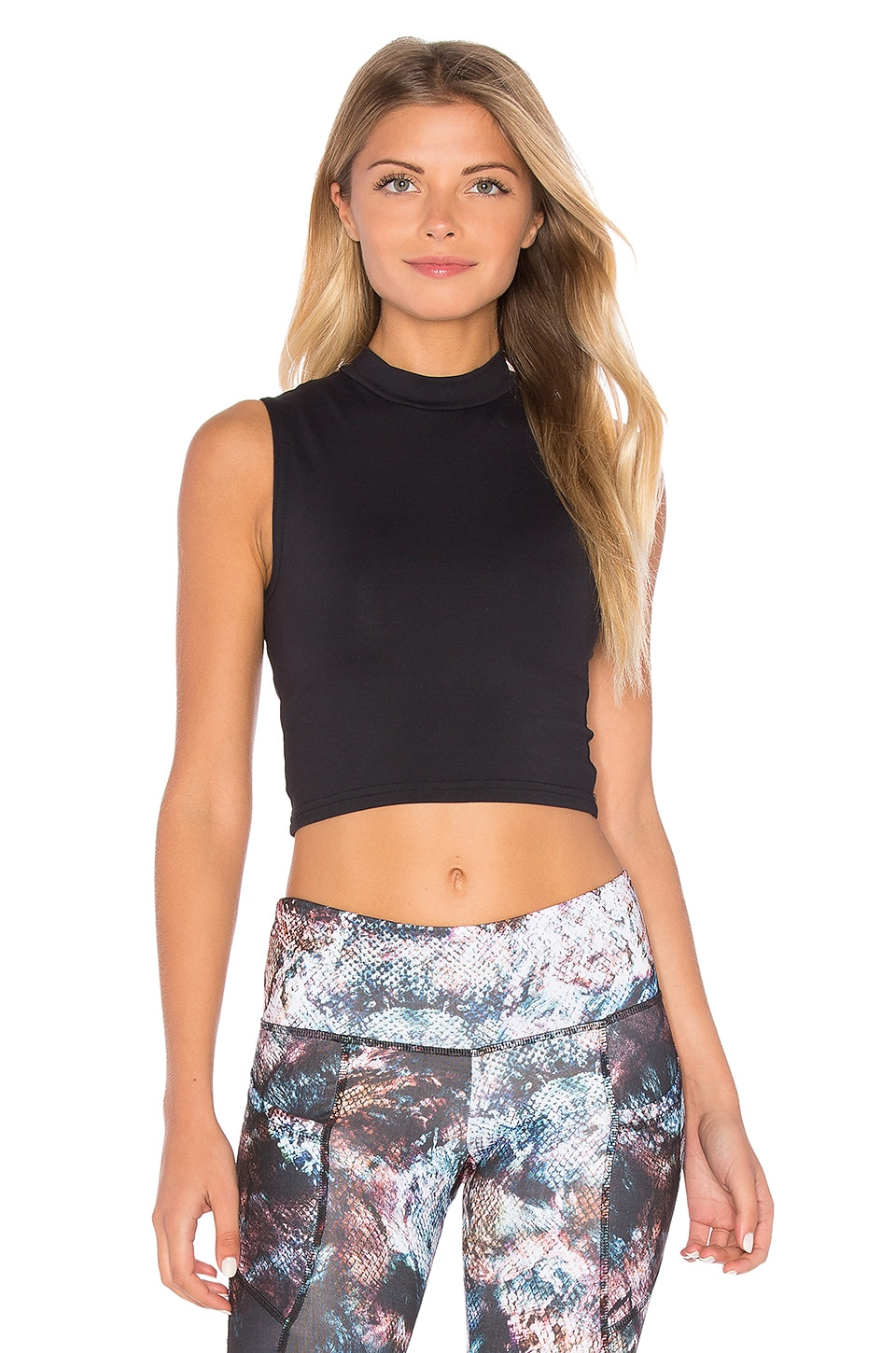 The Frankie Crop Tank by STRUT-THIS