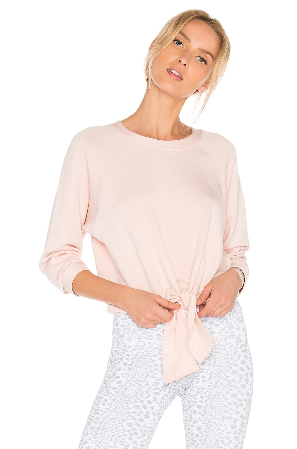 STRUT-THIS The Sky Sweatshirt in Blush