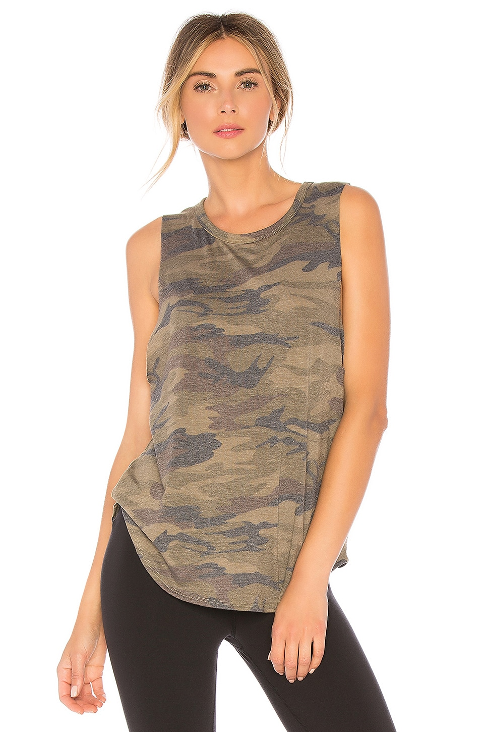 STRUT-THIS Cruz Tank in Camo