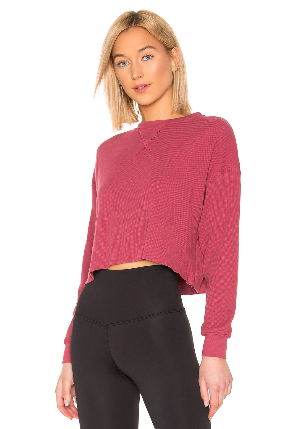 STRUT THIS Axel Thermal in Rose