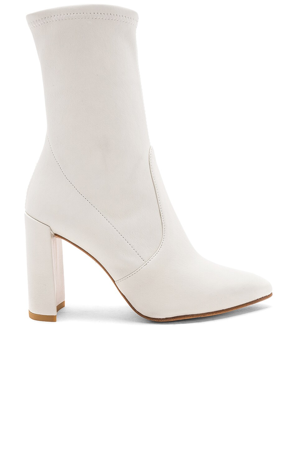 Stuart Weitzman Clinger Bootie in Snow