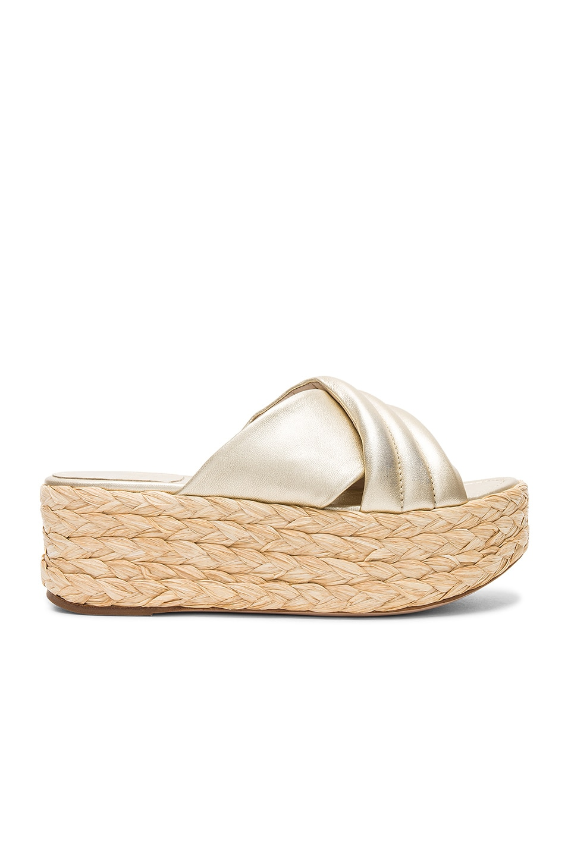 Pufftop Sandal