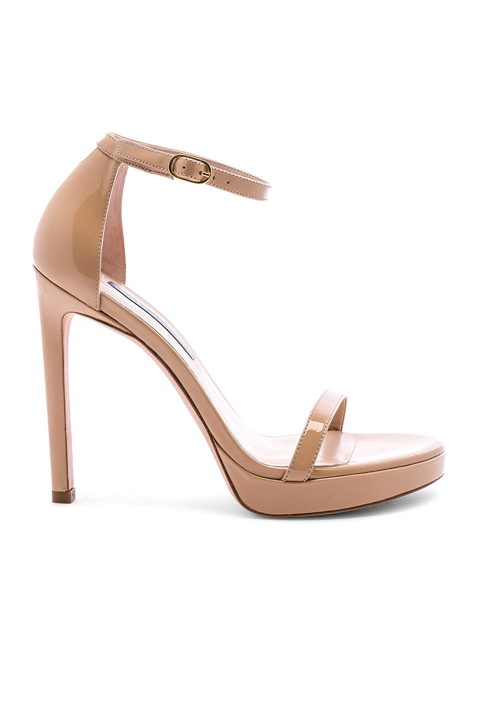 Stuart Weitzman ESCARPINS NUDIST DISCO