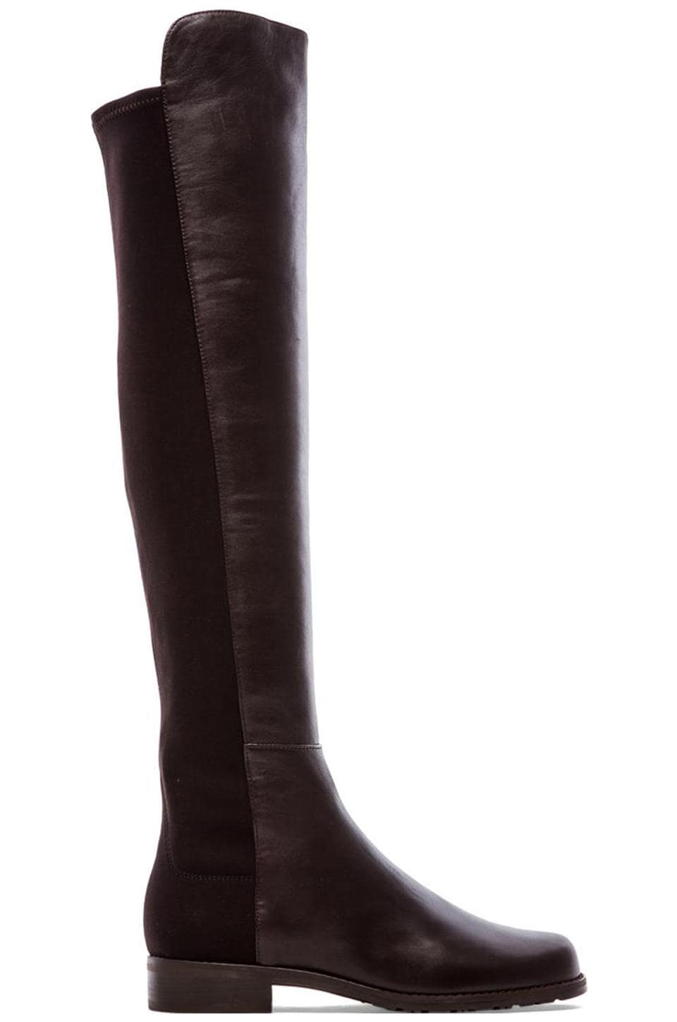 5050 Stretch Leather Boot by Stuart Weitzman
