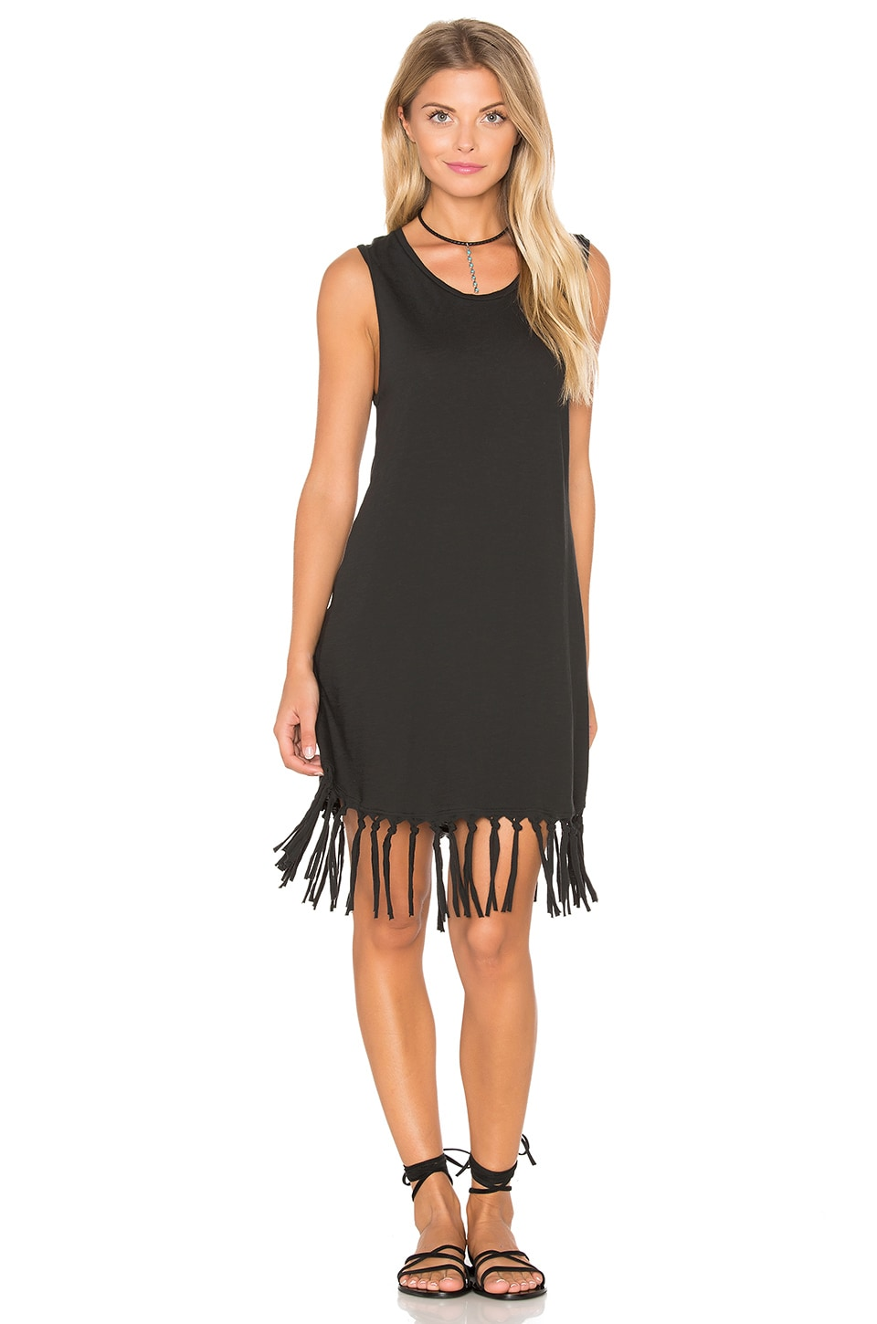 Dakota Fringe Dress by Stillwater