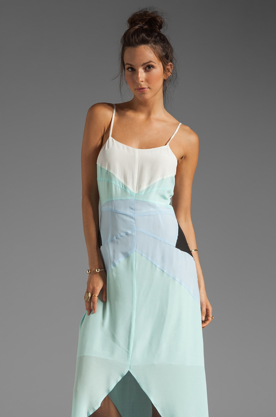 Suboo Maxi Dress in Al Fresco