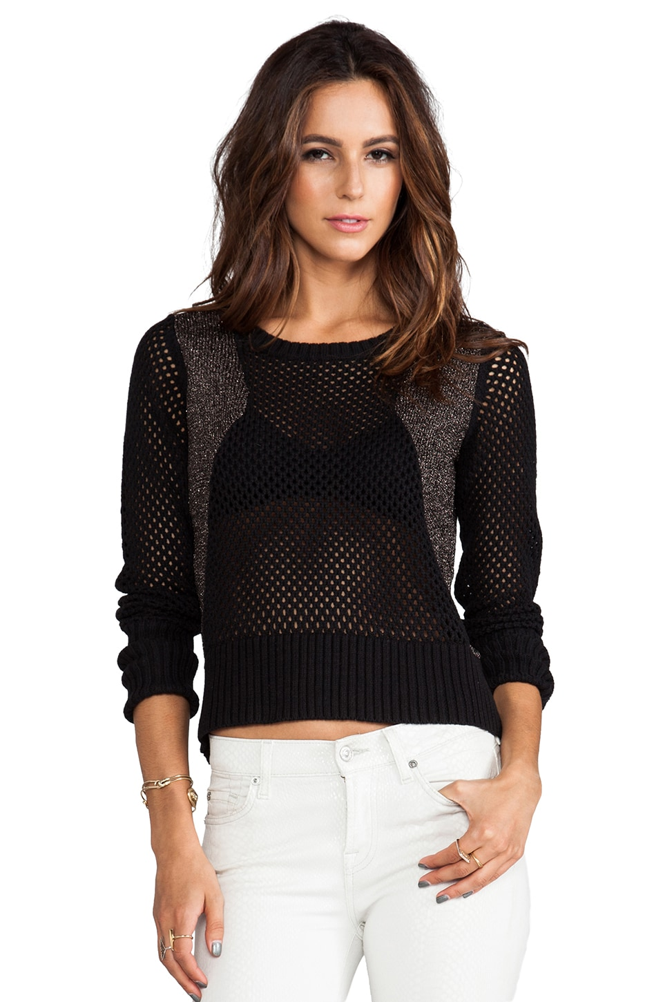 Suboo The Eveleigh Sweater in Black