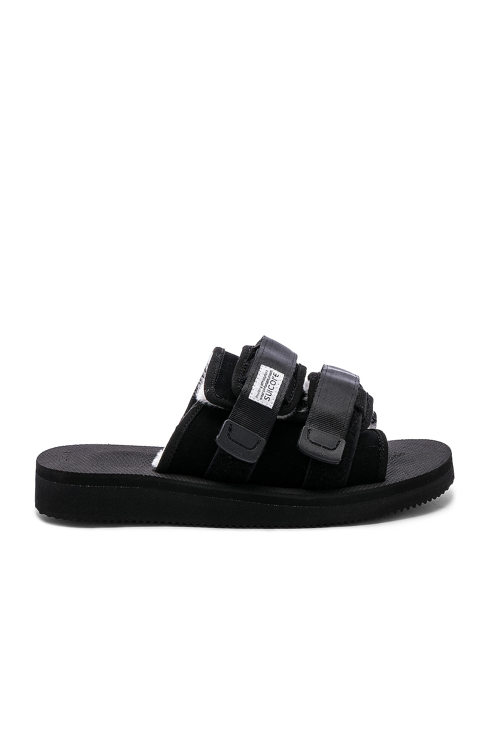 Suicoke MOTO-Mab in Black