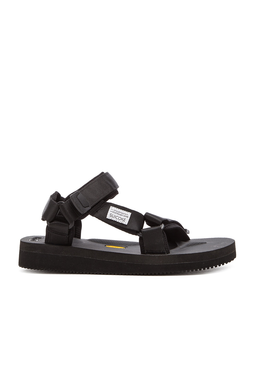 Photo of DEPA-V2 Sandal by Suicoke men clothes