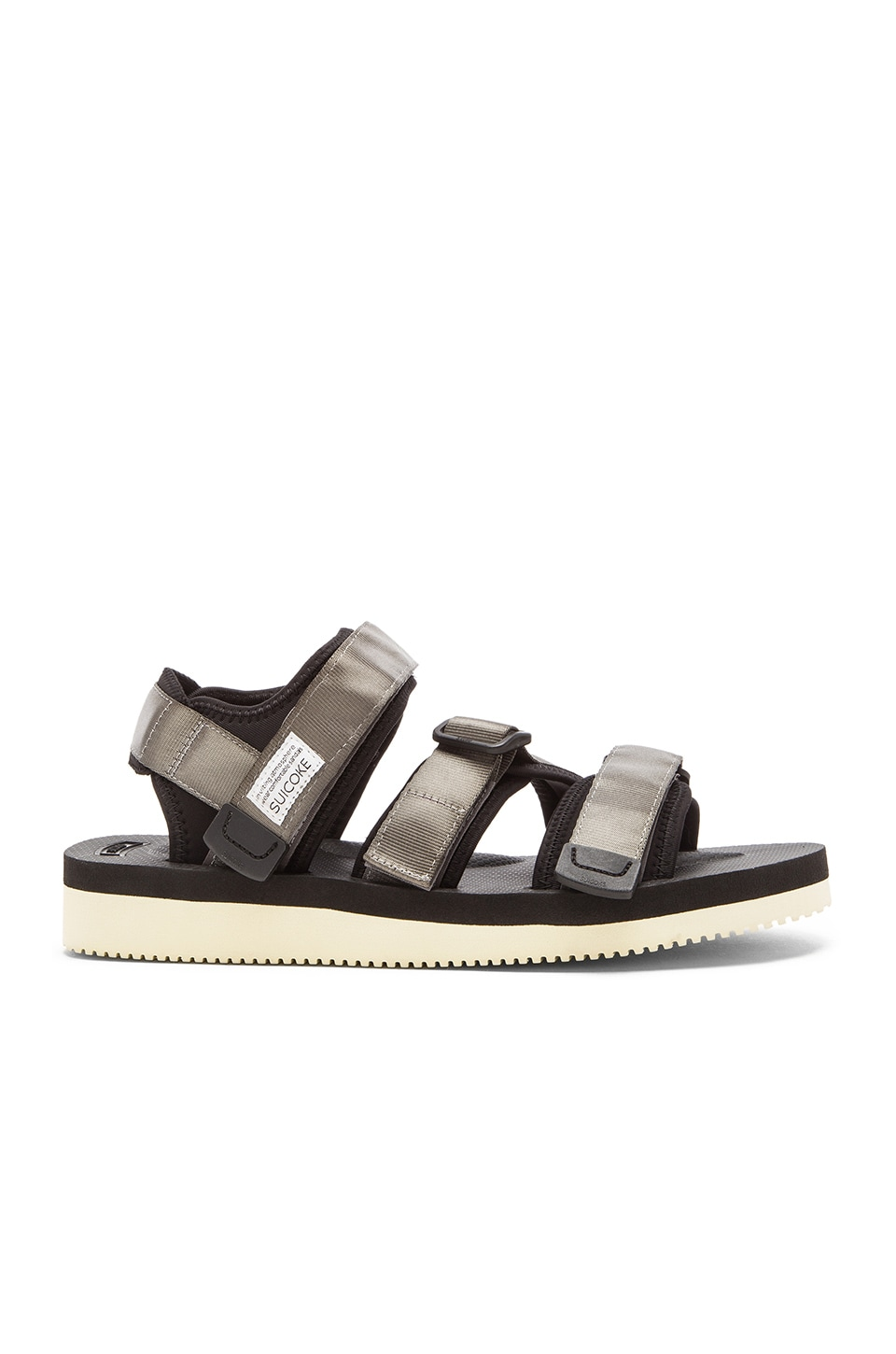29f0a7a7cac6 Suicoke KISEE-V Sandal in Grey