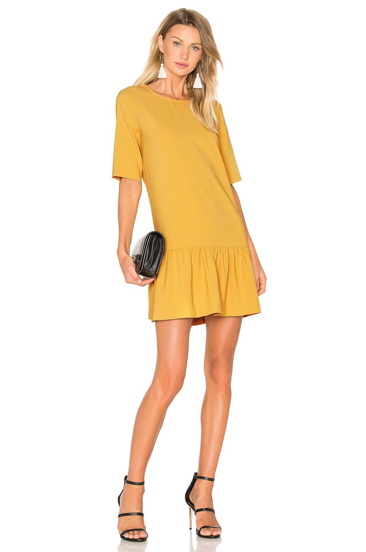 Caramel Dress by SUNCOO