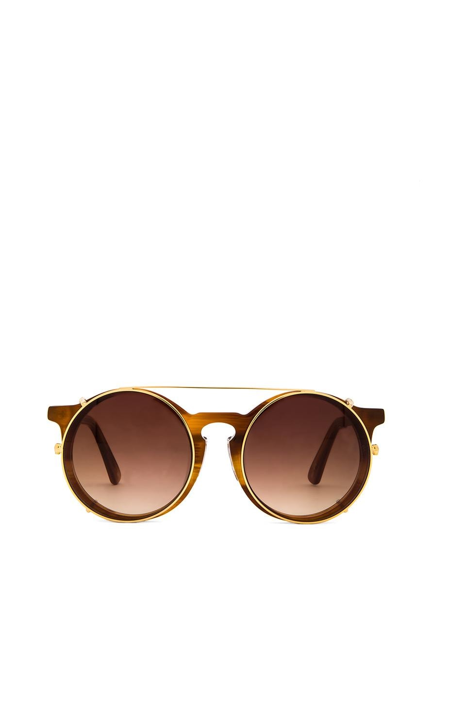 Sunday Somewhere Matahari Sunglasses in Mid Choc Tort