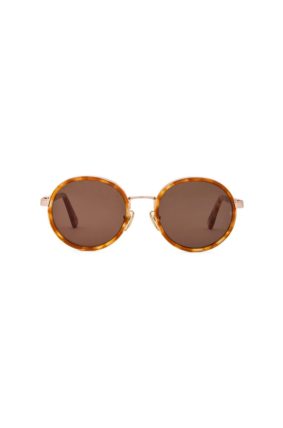 Sunday Somewhere Ned Sunglasses in Tortoise