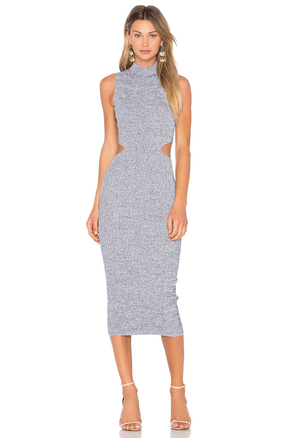 Melange Midi Dress by SUNO