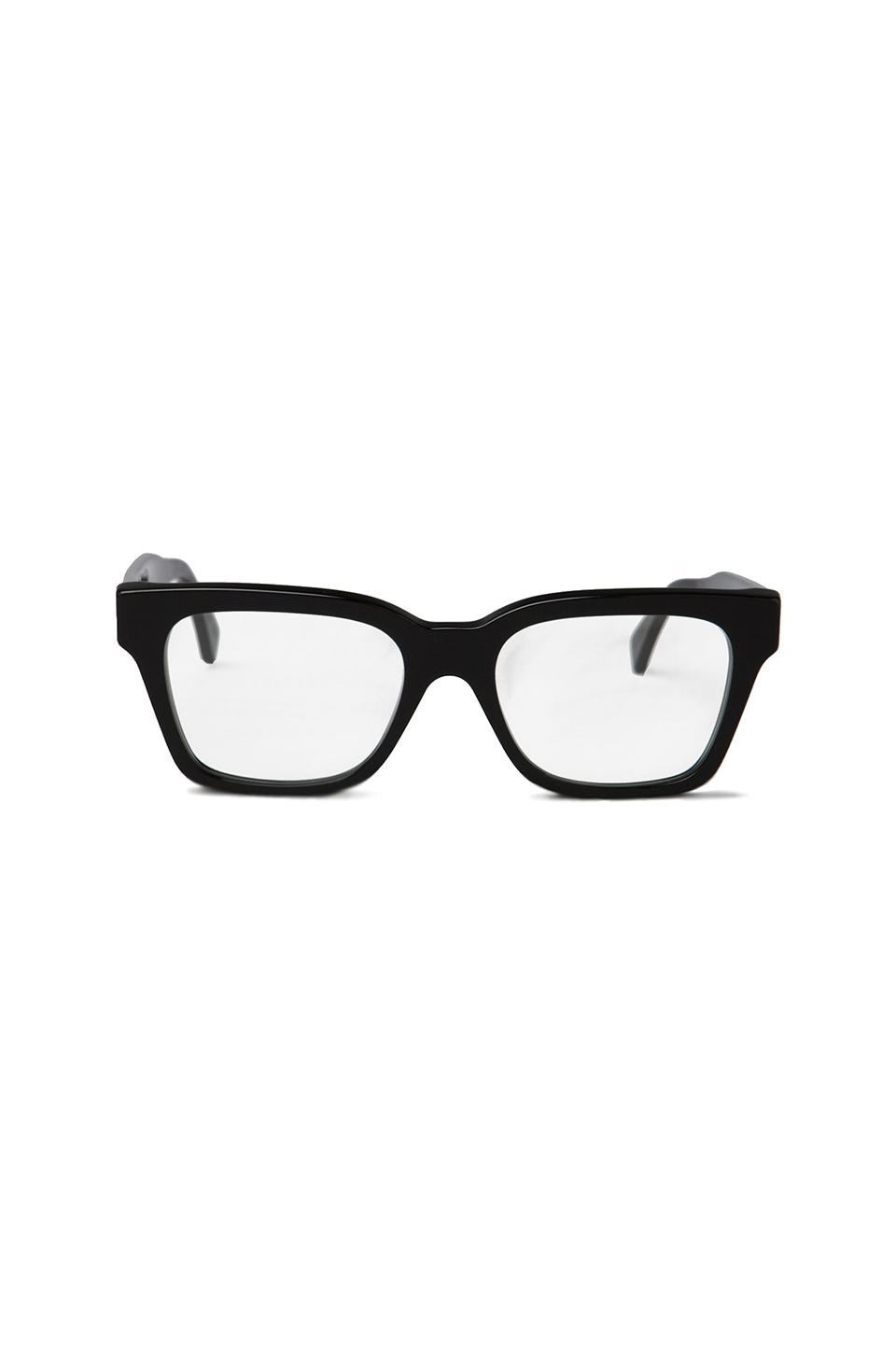 Retrosuperfuture America Clear in Black/Black