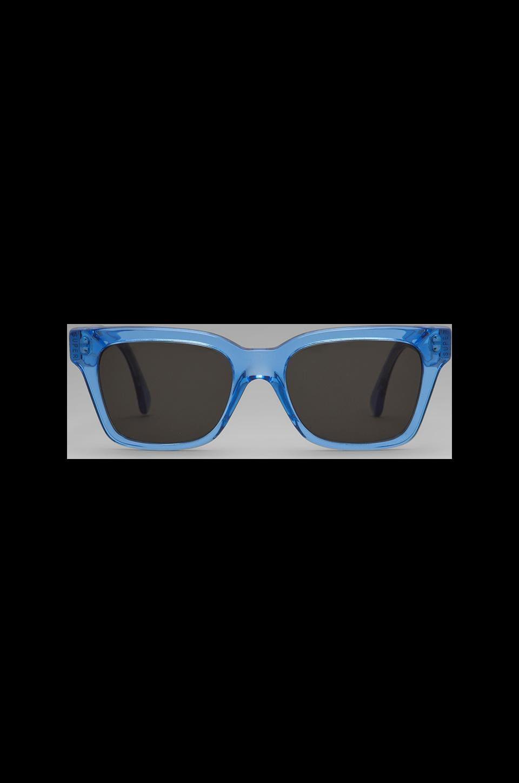 Retrosuperfuture America in Bright TR Blue/Bright TR Blue