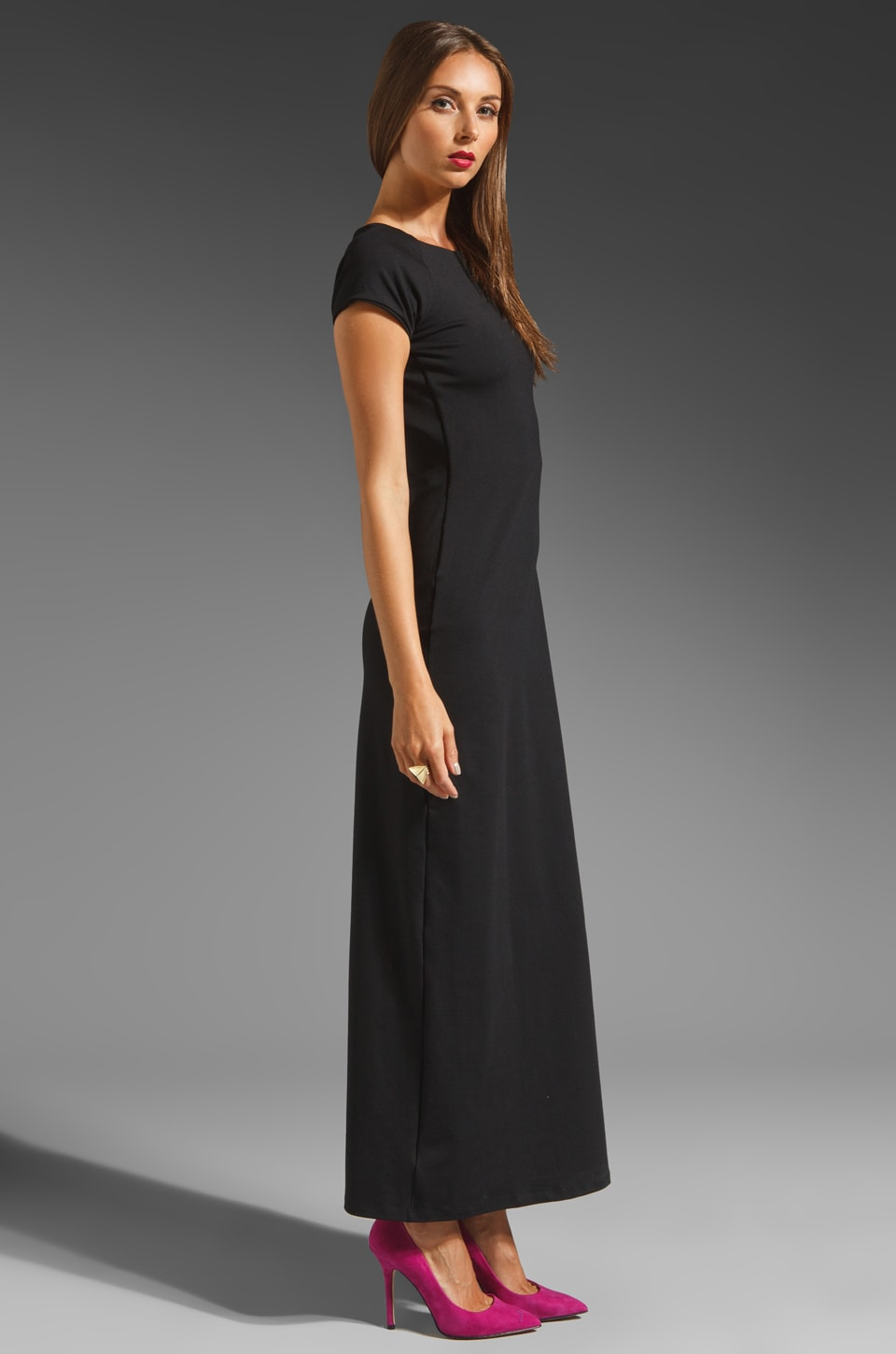 Susana Monaco April Maxi in Black