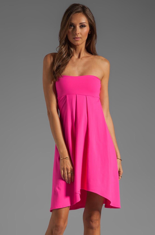 Susana Monaco Tube Dress in Vivid