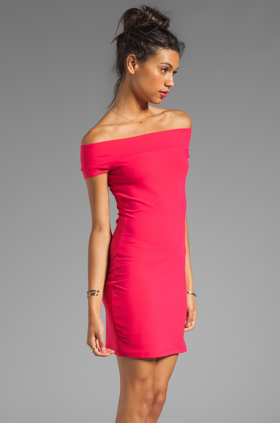 "Susana Monaco Naimi 18"" Dress in Hibiscus"