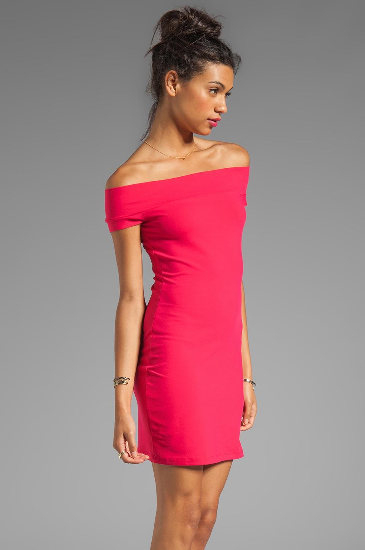 """Susana Monaco Naimi 18"""" Dress in Hibiscus"""