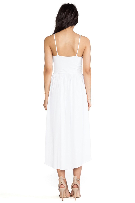 "Susana Monaco Light Supplex Taylor 22-34"" Dress in Sugar"