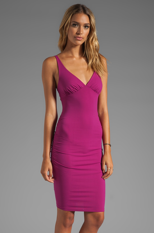Susana Monaco Tank Dress in Bombshell Pink