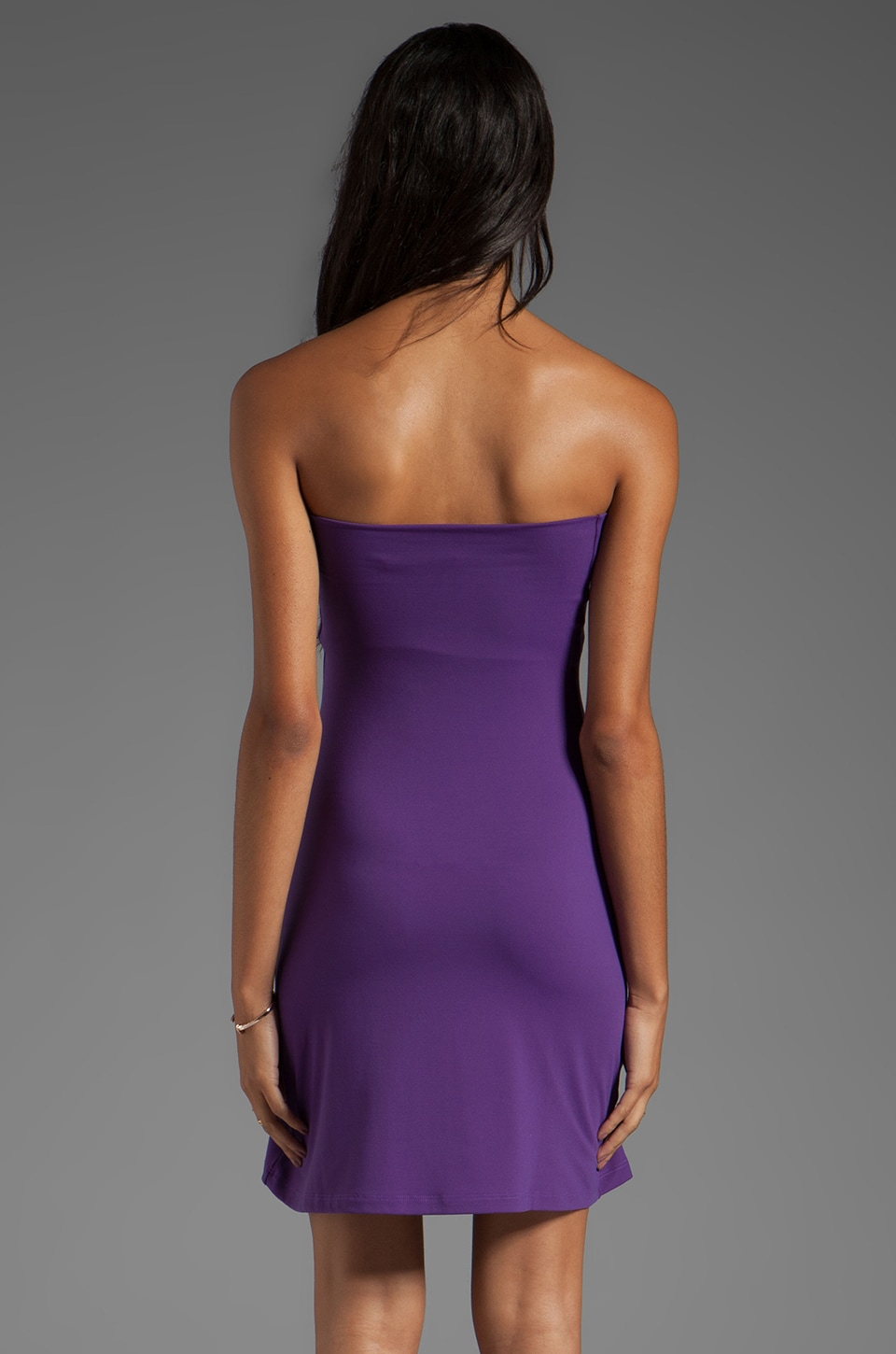"Susana Monaco Tube Dress 18"" in Lupine"