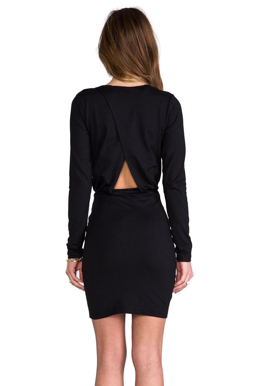"Susana Monaco Clemence 19"" Dress in Black"