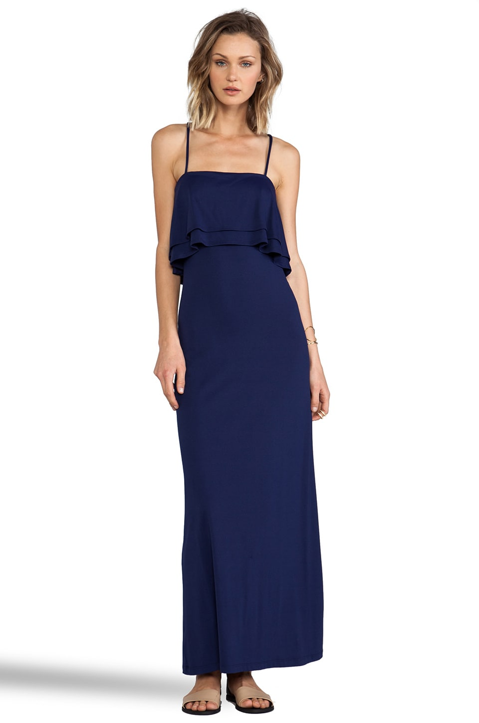 Susana Monaco Ayra Maxi Dress in Inkwell