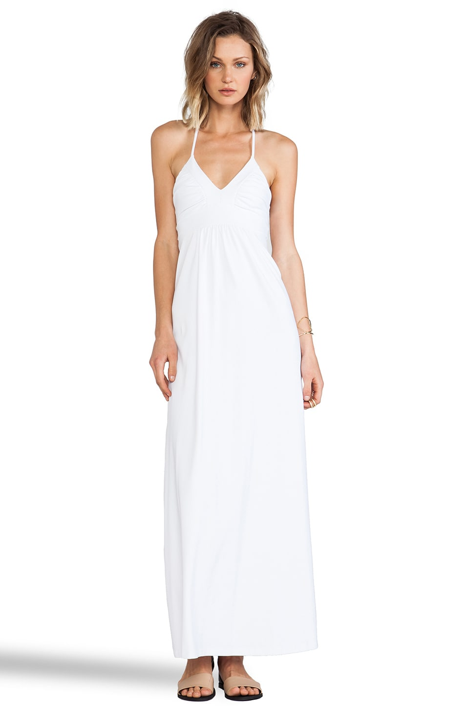 Susana Monaco Urban Maxi Dress in Sugar