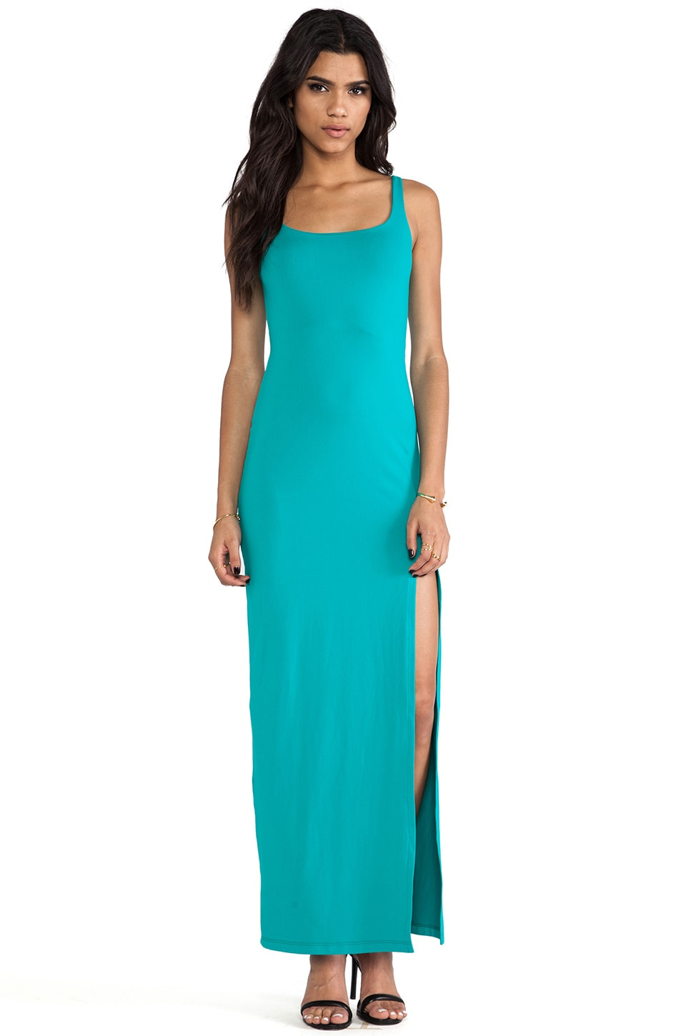 Susana Monaco Phoebe Maxi Dress in Kingfisher