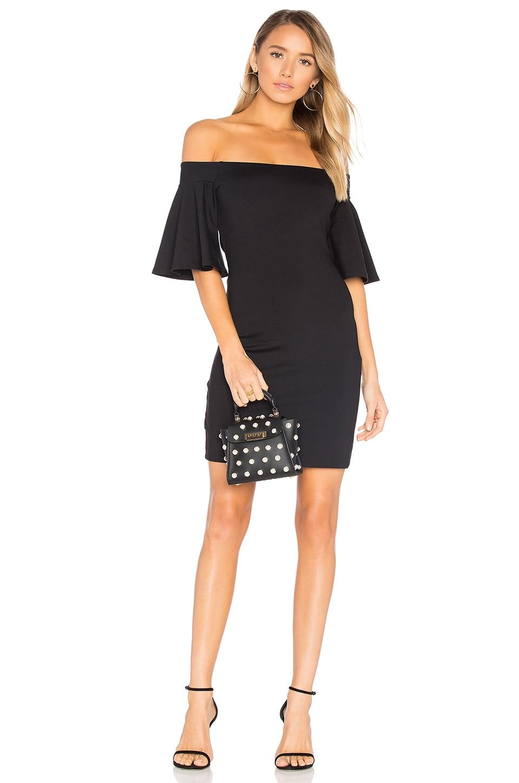 Susana Monaco Sasha Dress in Black