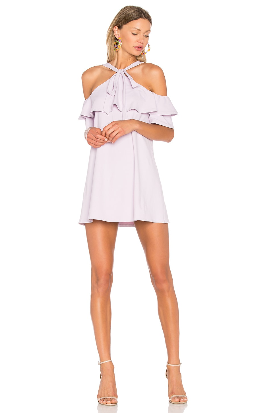 Susana Monaco Rowan Dress in Lilac