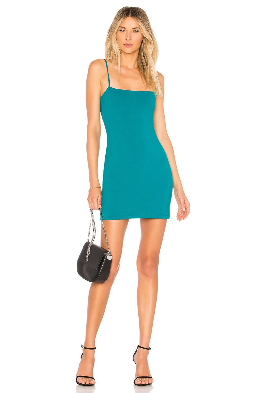 Thin Strap Mini Dress