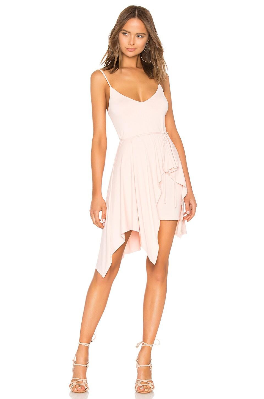 Uneven Hem Dress