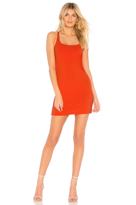 Racer Mini Dress