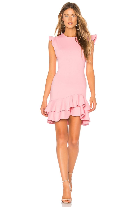 Sleeveless Ruffle Hem Dress 16-19