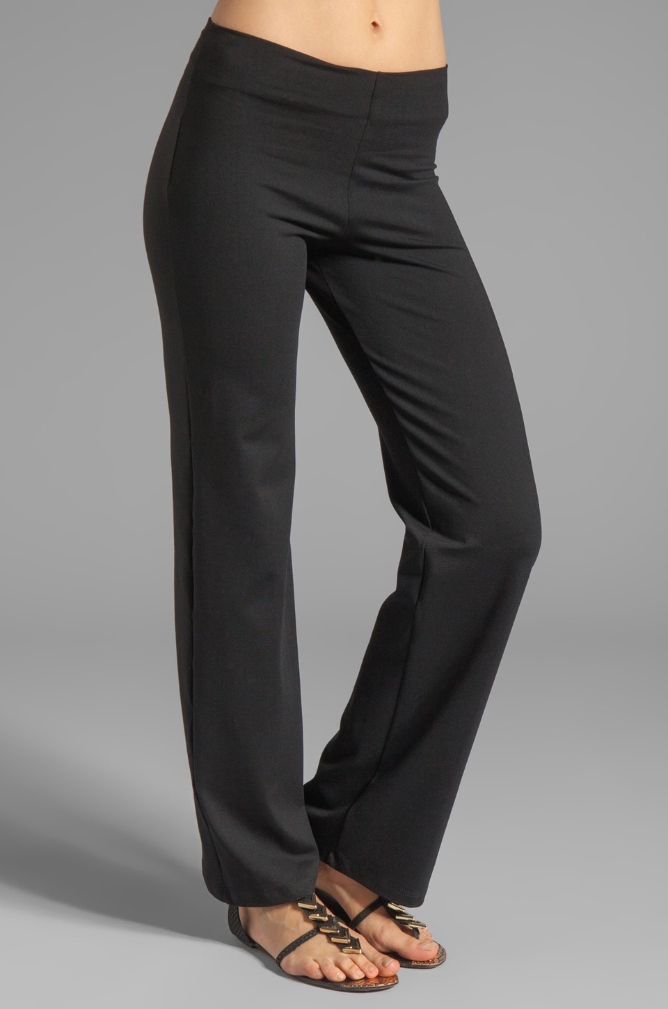 Susana Monaco Sailor Pant in Black