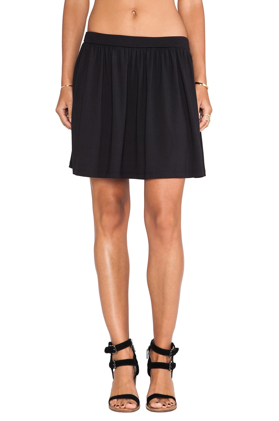 Susana Monaco Light Supplex Flair Skirt 17